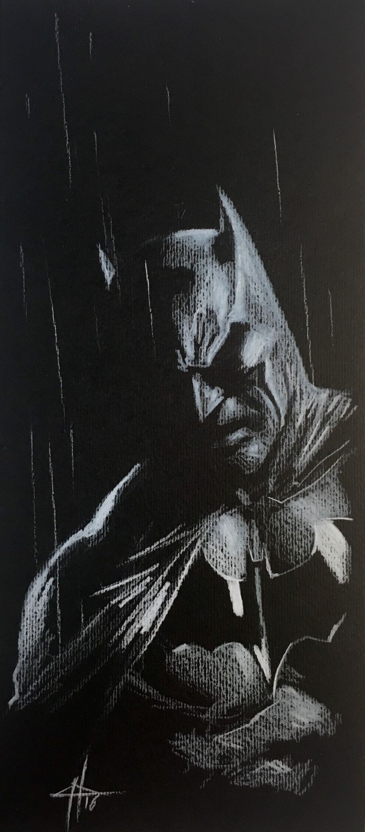 """I like draw Batman, 9"""
