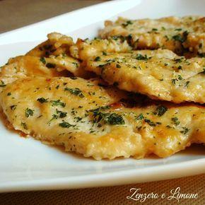 PETTI DI POLLO AL LATTE: un secondo piatto semplice e genuino da preparare in pochi minuti. Zenzero e Limone #hofame   http://blog.giallozafferano.it/paola67/petti-di-pollo-al-latte-ricetta-semplice/