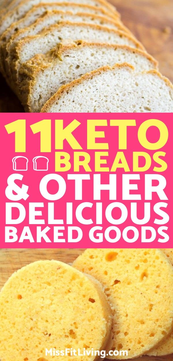 Missing Bread While Doing Keto Here Are Some Different Ways To