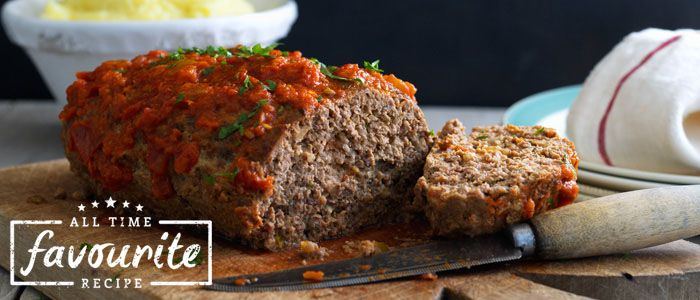Empire Meatloaf recipe from Food in a Minute
