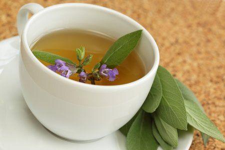 Domácí čaje na nachlazení