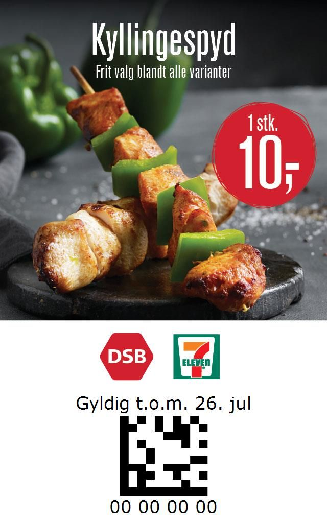7-Eleven and DSB Denmark