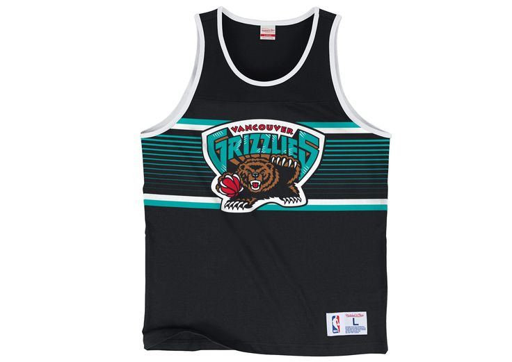 Surprise Win Tank Top Vancouver Grizzlies - Shop Mitchell & Ness NBA Shirts and Apparel