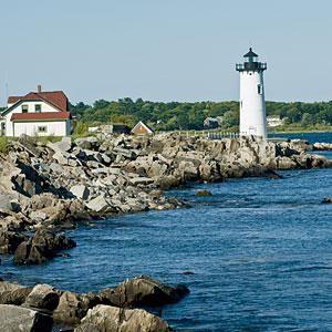 Fort Constitution Historic Site, New Castle, New Hampshire. Coastalliving.com