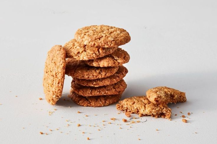 It's already nearly ANZAC day; time to start eating (and baking) our favourite cookie of the year. This recipe is very close to the traditional version we all know and love, but with slightly higher amounts of coconut, golden syrup and butter, the end result is more chewy than crumbly.