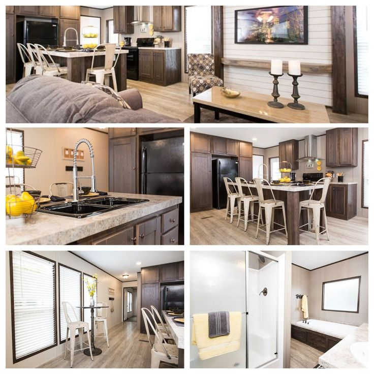 3 Bed 2 Bath Mobile Home For