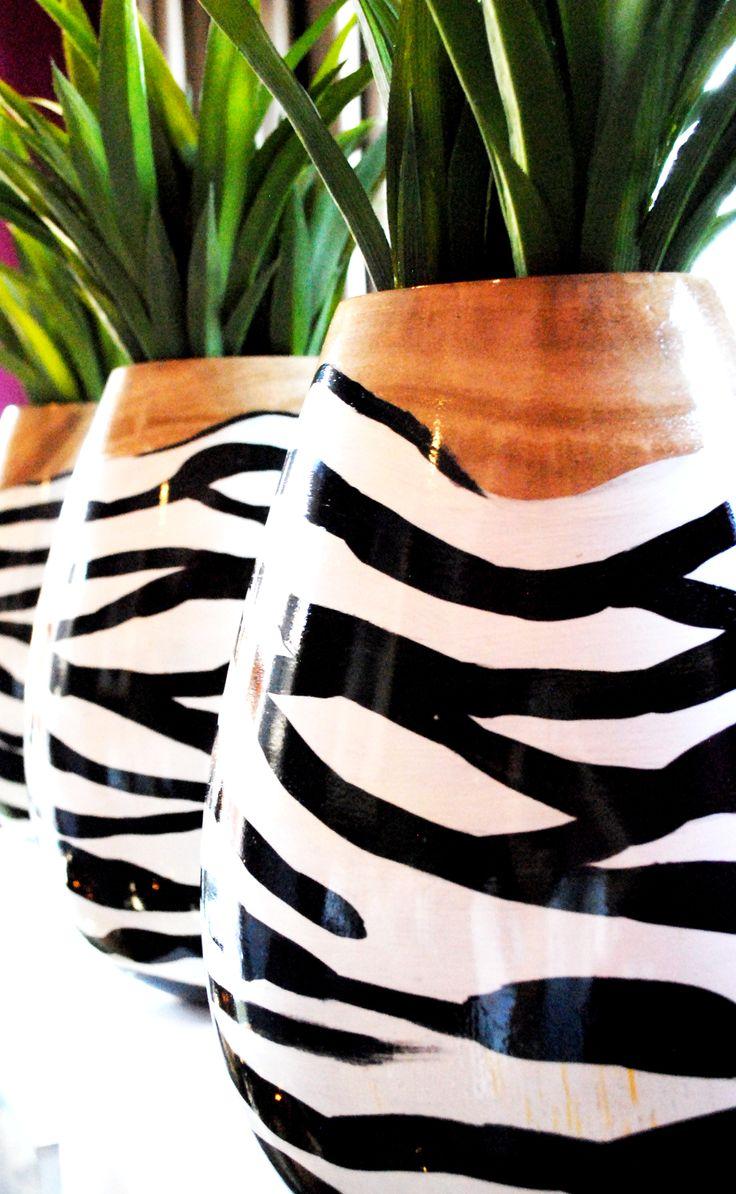 Zebra Planter @R1595