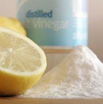 Ga voor groen: Maak je huis schoon met alleen maar zuiveringszout, azijn en citroen