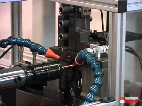 Otomatik Kılavuz Diş Çekme Makinesi Otomasyonu 4 - YouTube