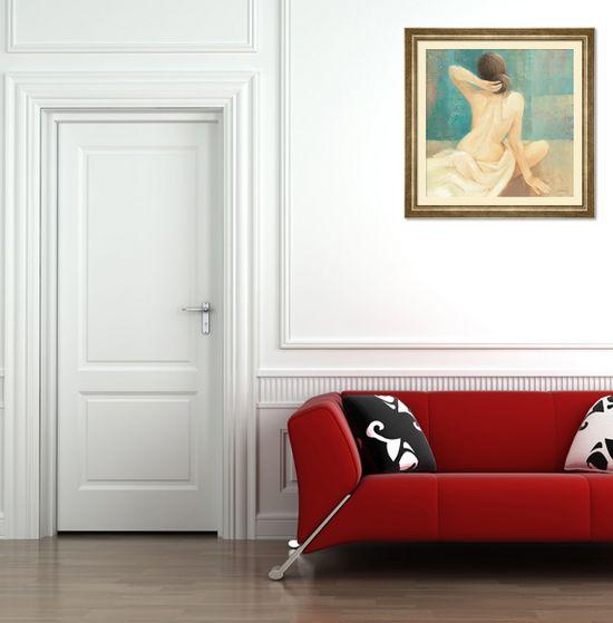 """Tablou """"Thoughtfulness I"""" http://www.artfoyer.ro/thoughtfulness-i.html"""