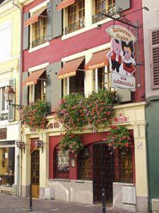 Zum Sauwadala - #Mulhouse - #Alsace