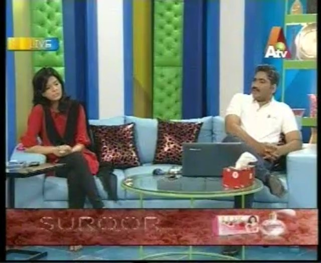 """Good appearance by Team Suave on ATV morning show """"Morning with Farah"""" for Pakistan Elections 2013 App. Thanks to all team members for their support and cooperation."""