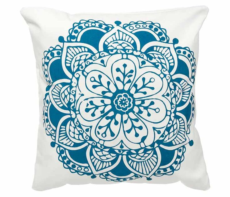 Mandala Azul - Desli | Design Your Life