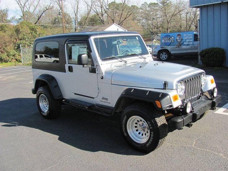 2005 Jeep Wrangler #GTRMotors #AutoSales #Macon #GA # ...
