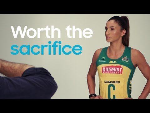 Kim Ravaillion - #WorthTheSacrifice - YouTube