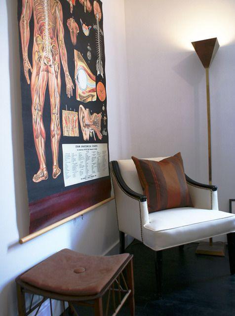37 best arm chair images on pinterest - Zen office decorating ideas ...