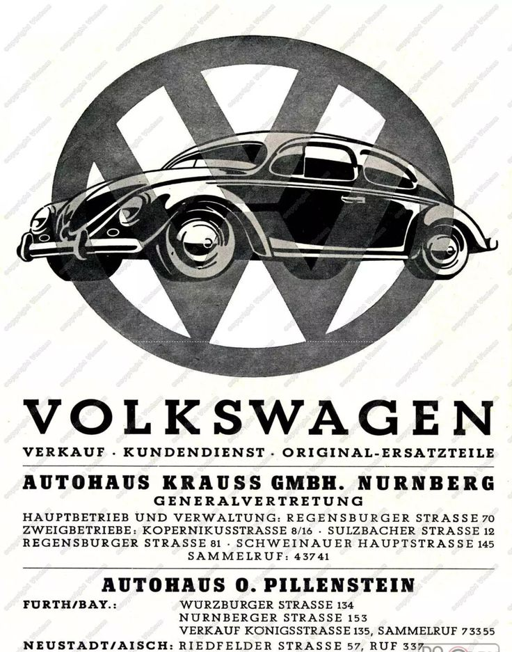 26 best Vintage VW ads images on Pinterest | Volkswagen beetles, Vw ...