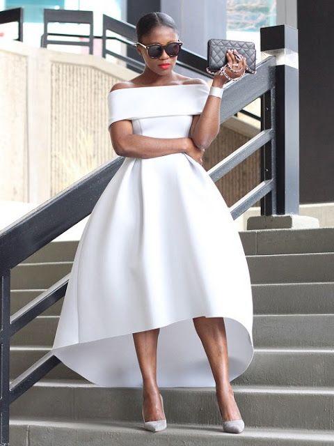 Top 6 vestidos brancos para usar no Reveillon in 2019 | Dresses, A line prom dresses, Style