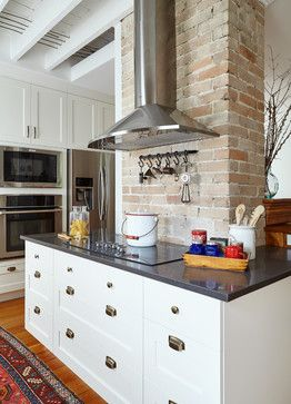 The Hearth & the Home - Transitional - Kitchen - Toronto - by Square Footage Inc.