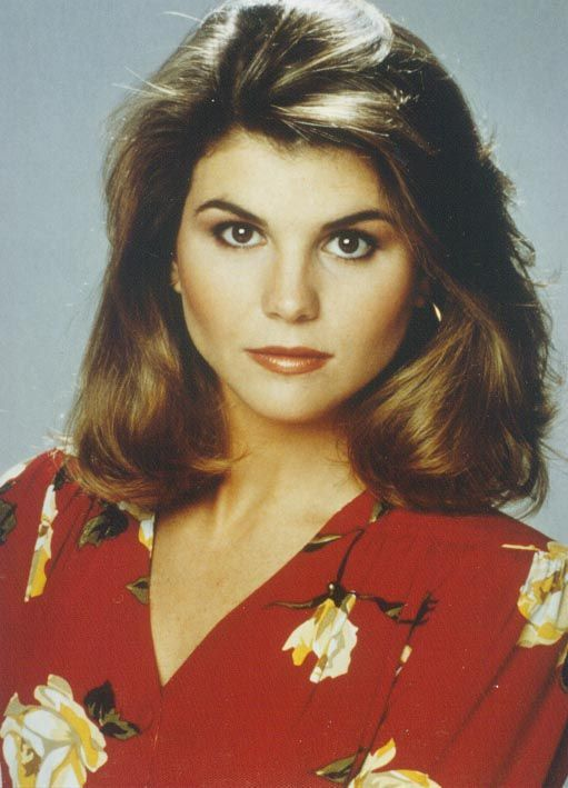 """Lori Loughlin from the TV show """"Full House"""""""
