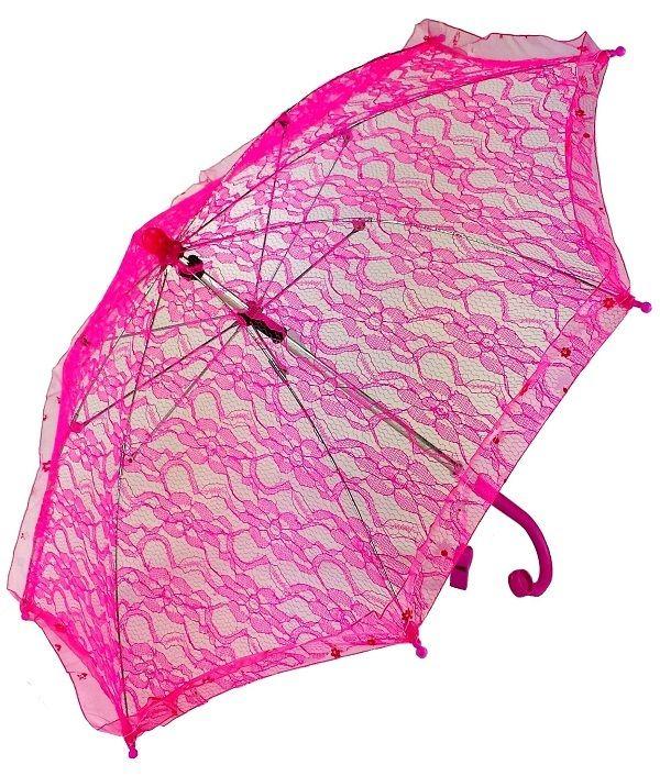 Kanten kinder paraplu | bruiloft paraplu | bedankje