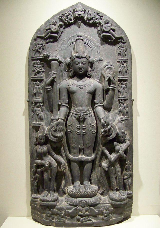 Vishnu and his Avatars - Vishnou