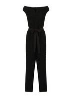 Womens **Little Mistress Black Jumpsuit- Black