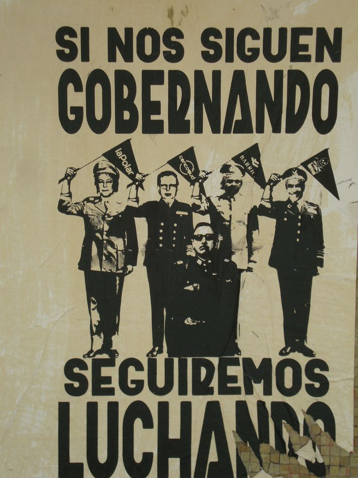 Seguiremos luchando. Santiago de Chile, Romería al Cementerio General, 8 de sept. de 2013. A 40 años del golpe.