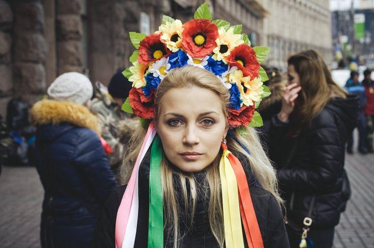 """DieSieger des Maidan: """"Wir bleiben noch lange"""" - SPIEGEL ONLINE"""