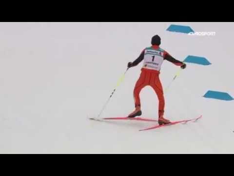 Mondiali Sci di Fondo Lahti 2017 - Adrian Solano dal Venezuela con furore