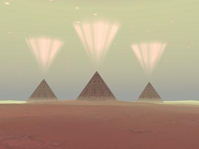 Ashlyn Brady writing Romance, History & Mysticism: Aliens & The Great Pyramid - Part 3