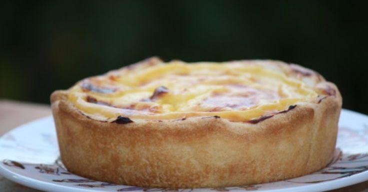 APPROUVE : Flan pâtissier au thermomix (quantité de crème patissière X1.5)