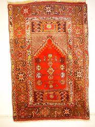 DIE TEPPICH-INSEL -Türkei  Kirsehir,  um 1890,   105 x 155 cm