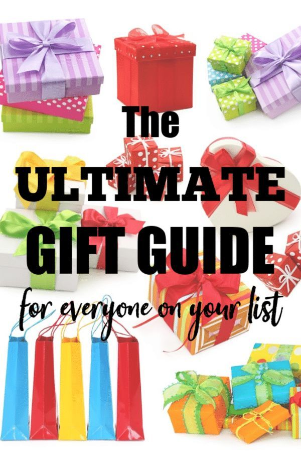 Find Gift Ideas For People Of All Ages And Interests Every Occasion From Hostess Gifts To Birthday Presents Giftideas Giftguide