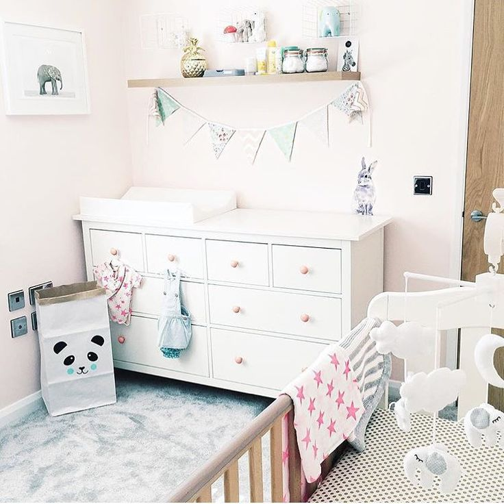 Sweetest nursery ever with our metallic gold dot crib sheet. Modern Nursery - ModFox baby bedding on Etsy.