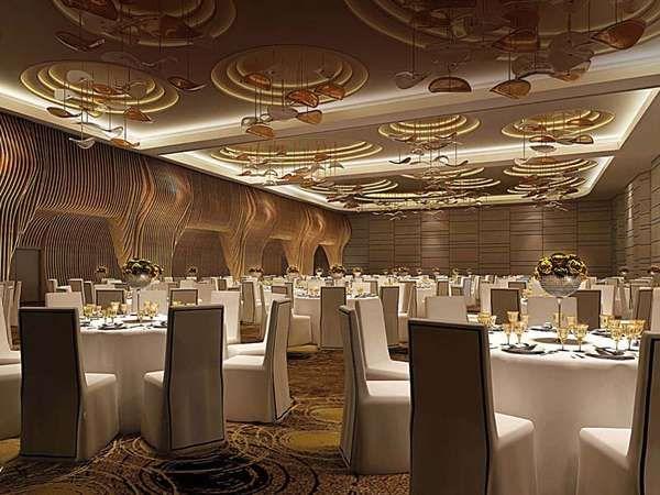 W hotel ballroom