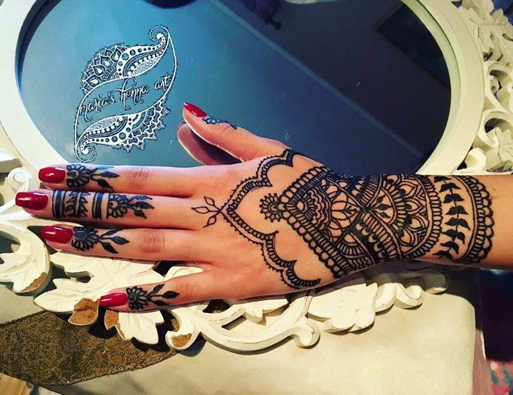 Henna#whitehenna #brownhenna
