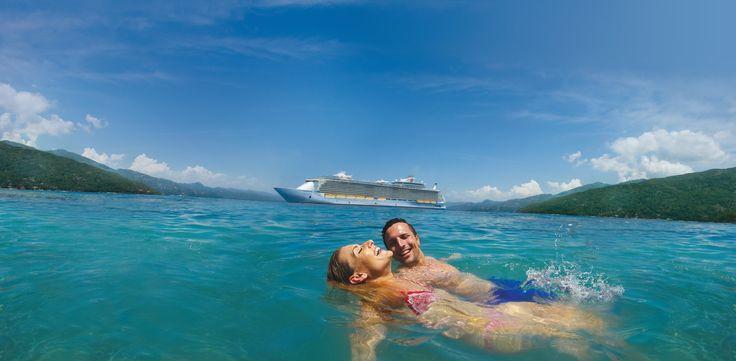Croisière dans les Caraïbes #RoyalCaribbean #Cruises #Croisiere #Navire #RCI #Vacances