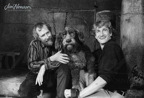 Jim and Brian Henson