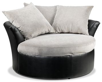 Living Room Furniture-Cuddler II Chair