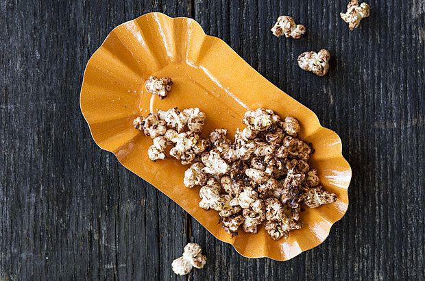 Ovo crunchy cream Popcorn
