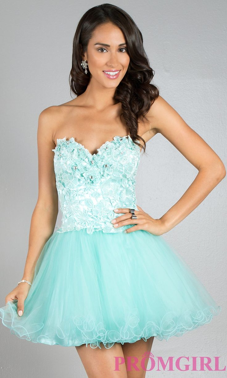 212 best PROM DRESSES images on Pinterest | Short prom dresses ...