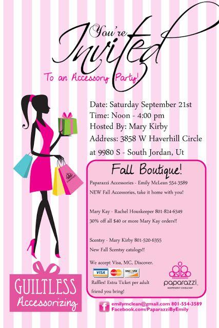 fun fall boutique  saturday september 21  2013 noon