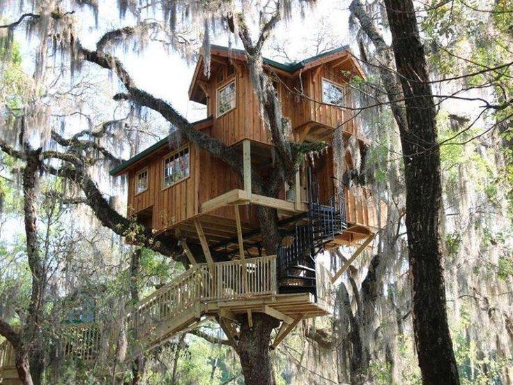 treehouse rentals north florida