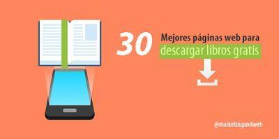 AYUDA PARA MAESTROS: 30 mejores páginas web para descargar libros grati...