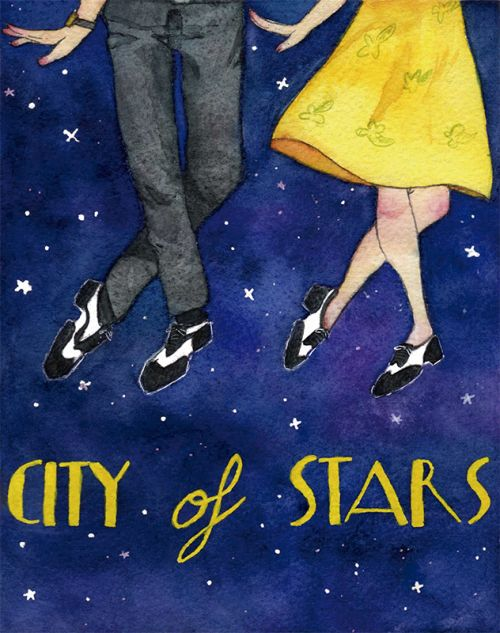 "La La Land ""City of Stars"" my fave song from this movie!!"