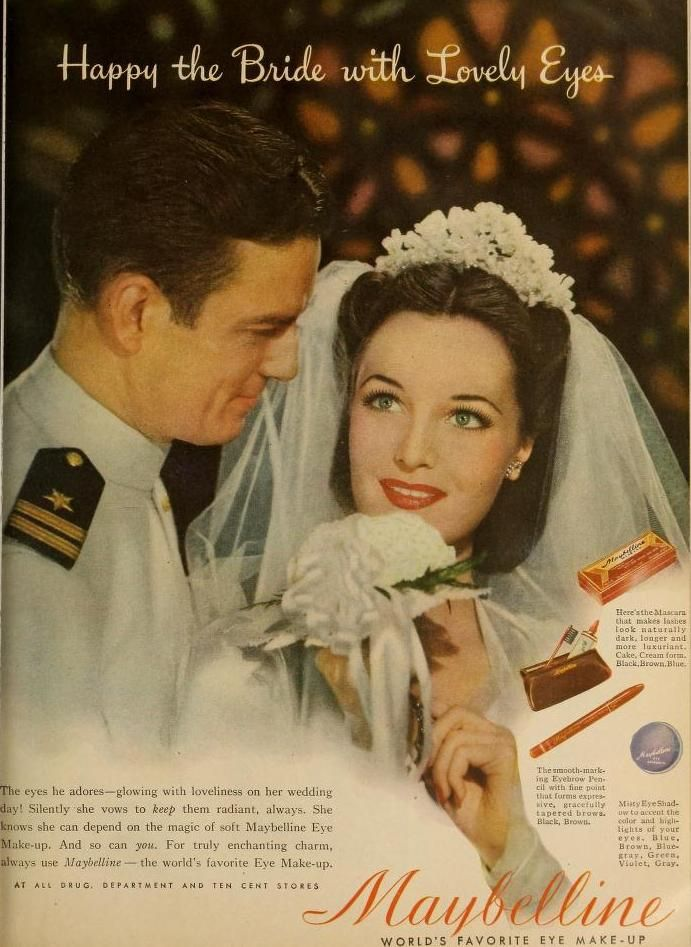 Maybelline, April 1945