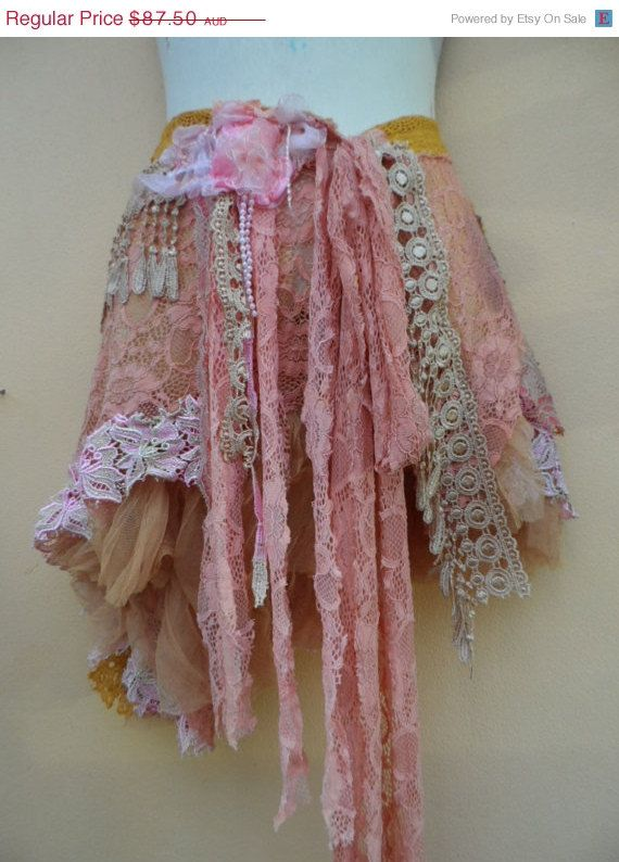20%OFF vintage inspired pixie belt/tutu/bustle ..32 by wildskin