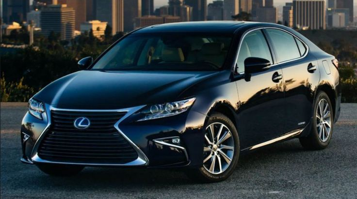 2018 Lexus ES - If you desire a full-size deluxe sedan after that you can consider a new Lexus ES design. What ES acronym means? Someone Sedan