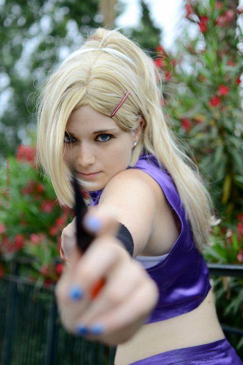 ino yamanaka cosplay 07 - photo #14